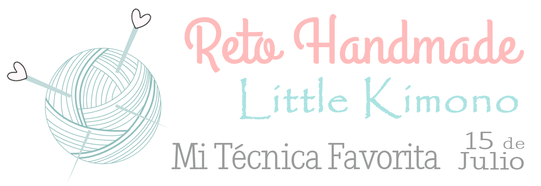 "Reto Handmade ""Mi técnica Favorita"""