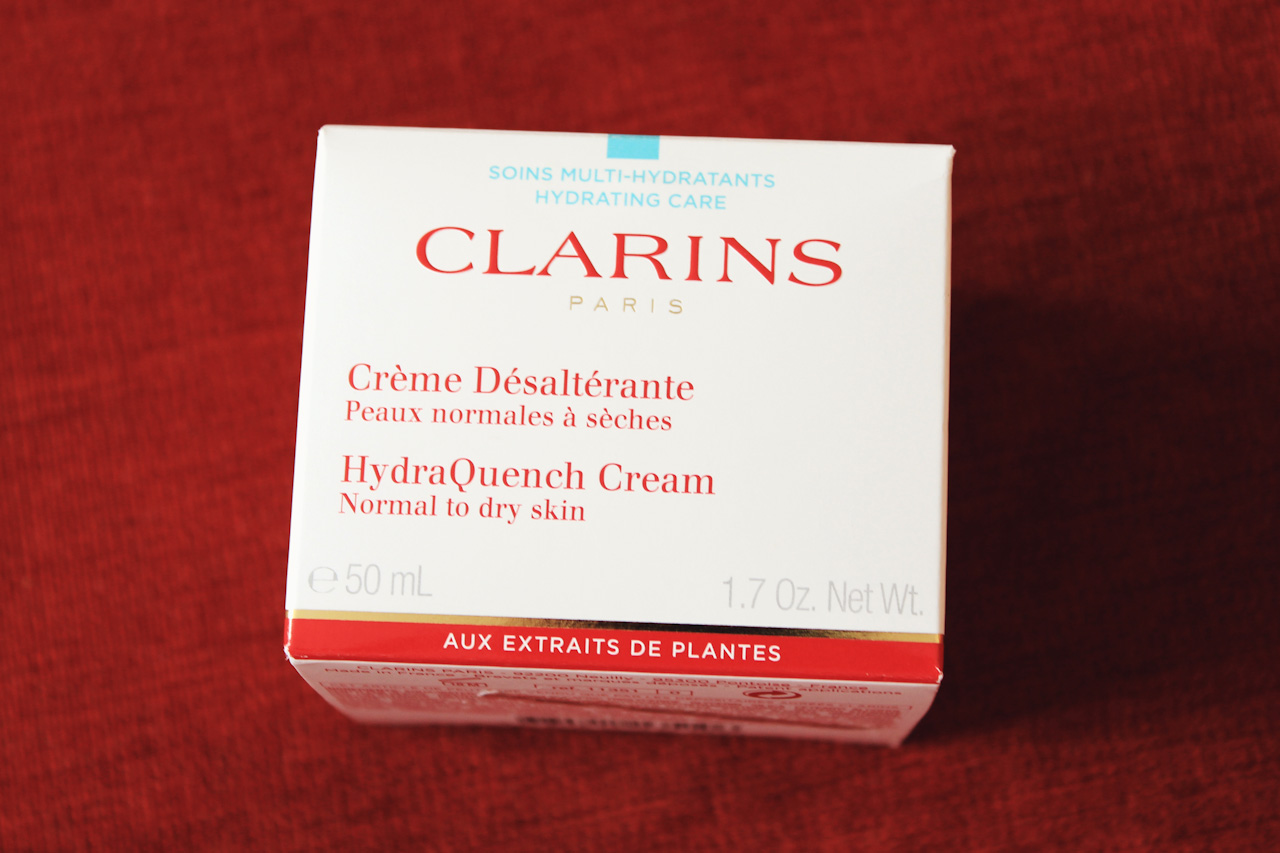 Review, Clarins, Skin Care, HydraQuench Cream
