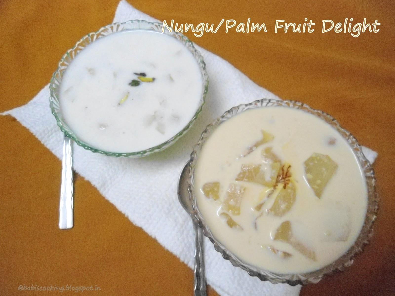 Nungu delight