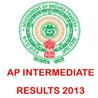 AP Intermediate 2nd Year Results 2013 on 26th April at 4 PM