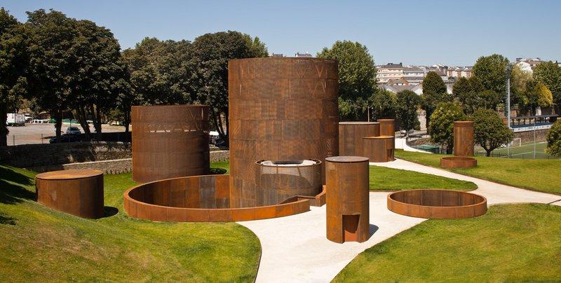 Imar arquitectura metal architecture metal - Arquitectos lugo ...
