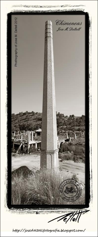 Jose m deltell fotografias antigua chimenea de ladrillo - Chimeneas en alicante ...