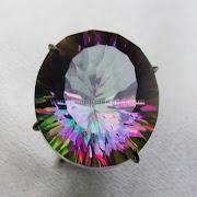 Batu Permata Mystic Quartz  - SP982