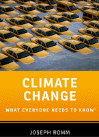 'Climate Change, What Everyone Needs to Know' by Dr. Joseph Romm.  Click to view.