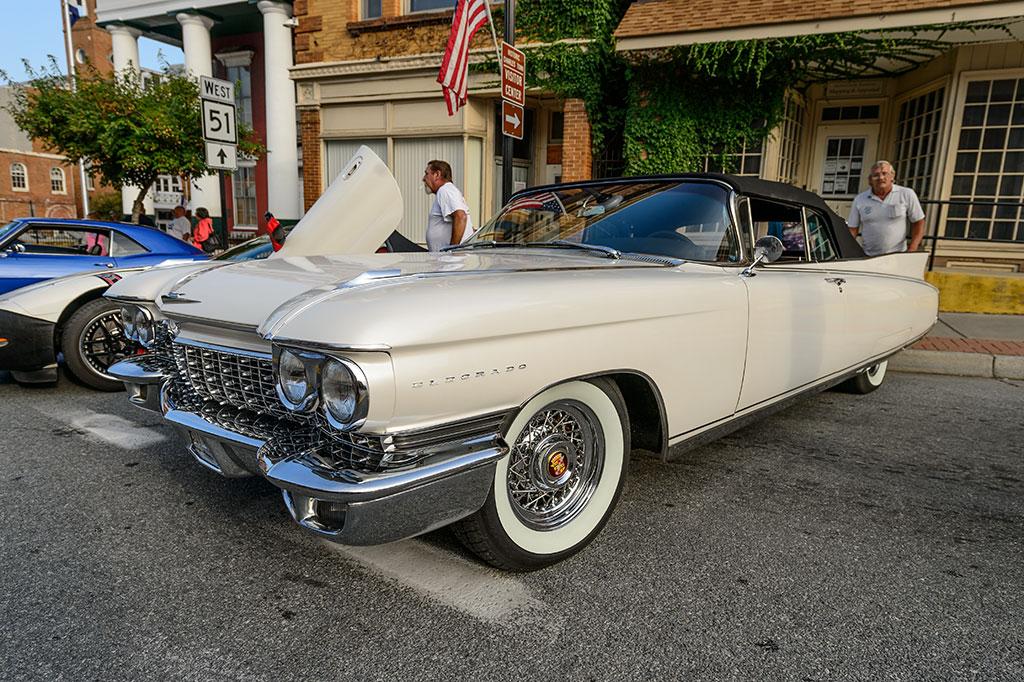 Andy Armstrong's 1960 Cadillac Eldorado