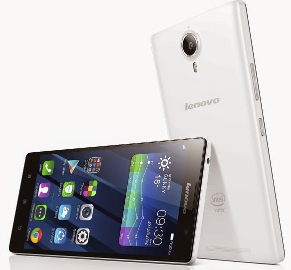 Lenovo P90, Smartphone Android Berkapasitas 4000mAh