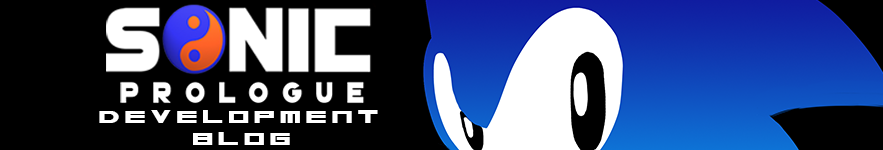 SONIC PROLOGUE DEVELOPMENT BLOG