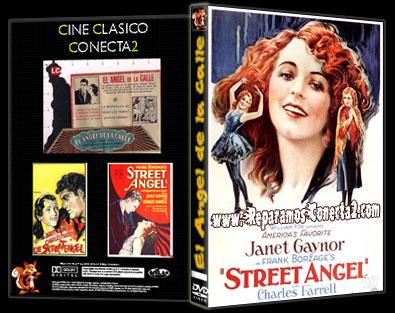 El Ángel de la Calle [1928] | Caratula | Cine clásico