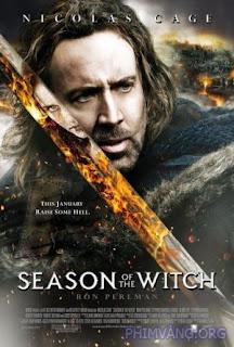 Thời Đại Phù Thủy - Season Of The Witch - 2011