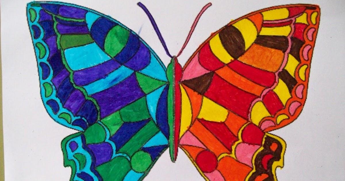 La clase de 2 b colores fr os y colores c lidos - Paisaje con colores calidos ...