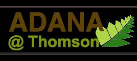 Adana @ Thomson logo