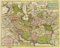 در 1750 میلادی نقشه مستقل بلوچستان
