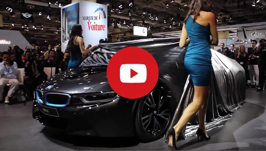 BMW i8 2015 - International Canadien AutoShow