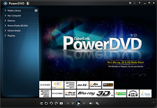 CyberLink PowerDVD Ultra 13.0 Retail Full Patch