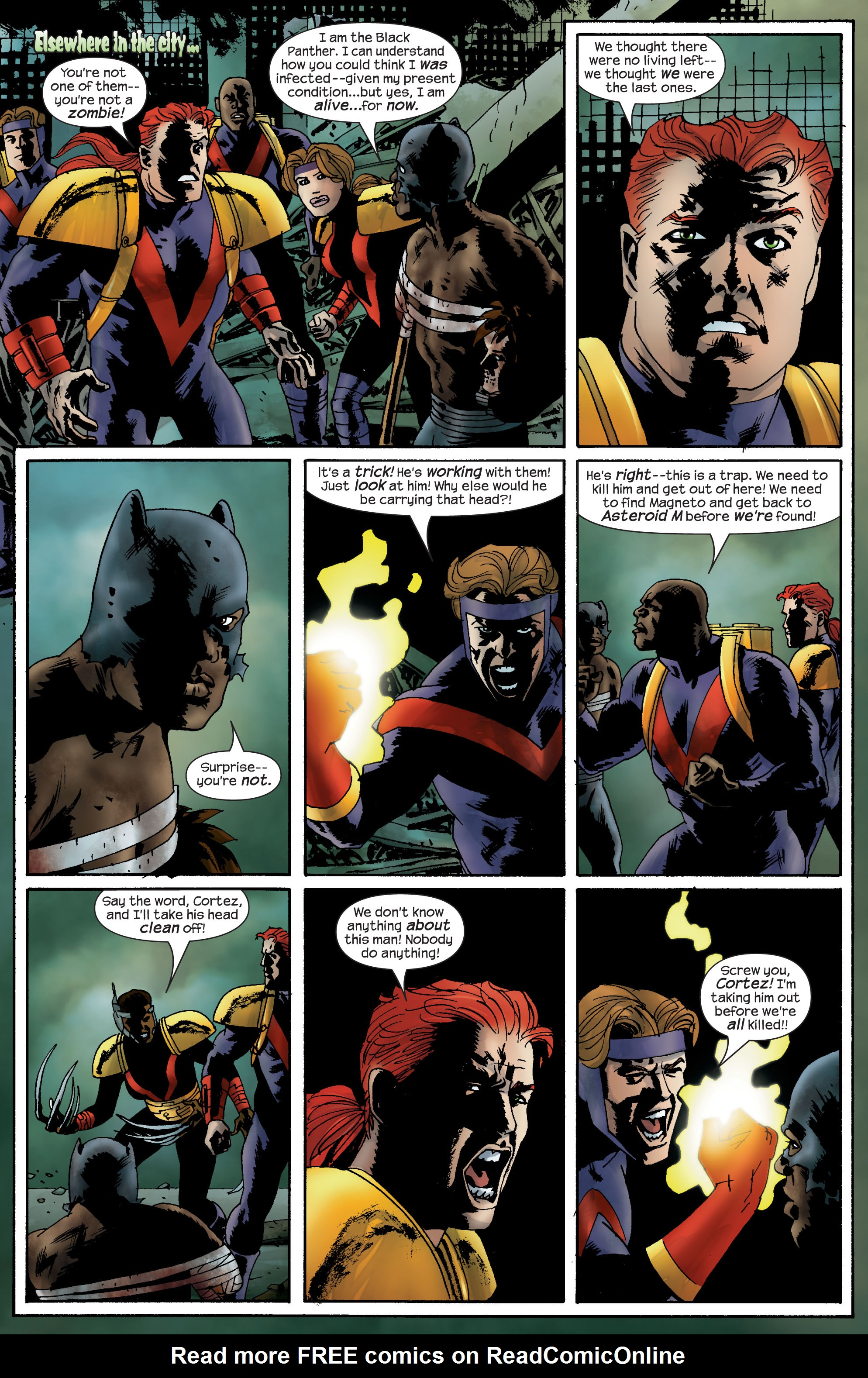 Marvel Zombies (2006) Issue #4 #4 - English 10