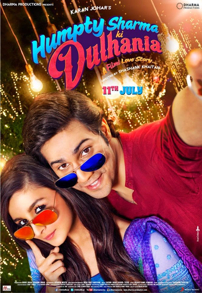 Humpty Sharma Ki Dulhania (2014) Movie First Look Poster