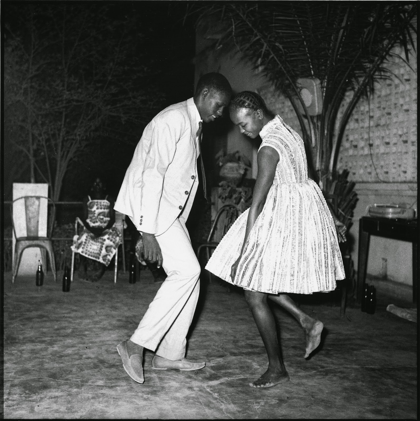 Malick Sidibe: Nuit de Noel Happy-Club, 1963.