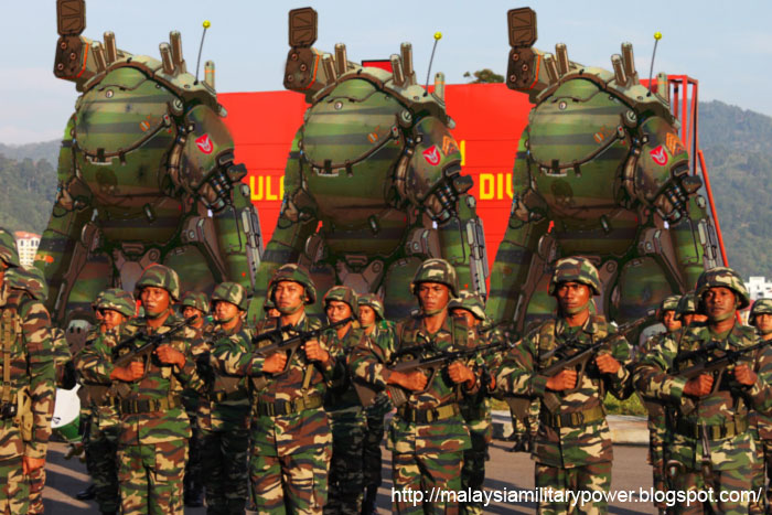 Malaysian Army Force