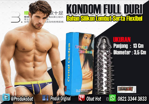 Kondom Silikon Ful duri Cocok Untuk Koleksi Dalam Hubungan Intim Anda