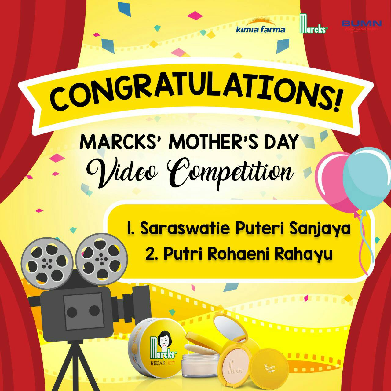 Marck's Video Competition