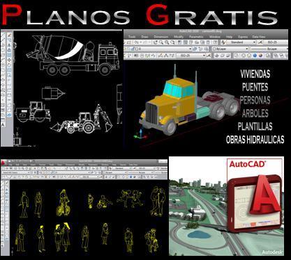 DESCARGAR LOS MEJORES PLANOS Autocad, Descargar planos, Dwg ...