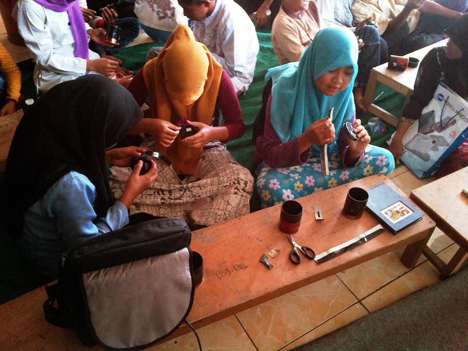 Workshop KLJ PYD Sekolah Raya