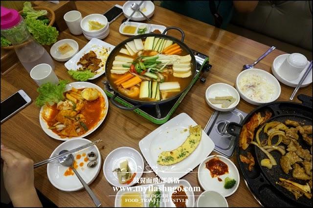 Food : Penang | 韩式烧烤新店 SSambap @Bayan Lepas