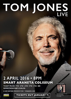 Tom Jones Live in Manila