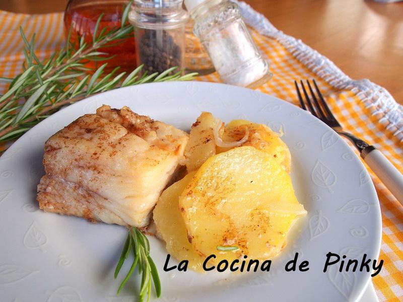 La cocina de pinky bacalao con patatas panaderas for Cocina bacalao con patatas