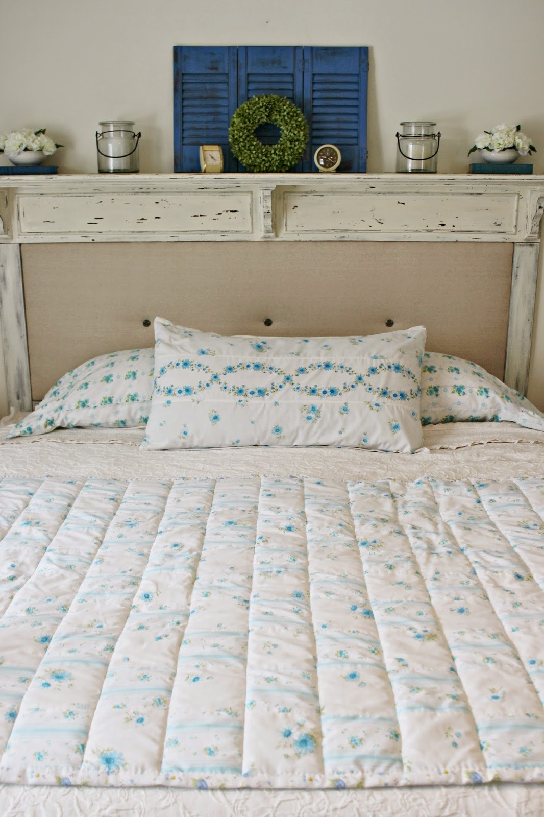 Stunning Vintage Inspiration Party u Bed Springs Bed Sheets and More