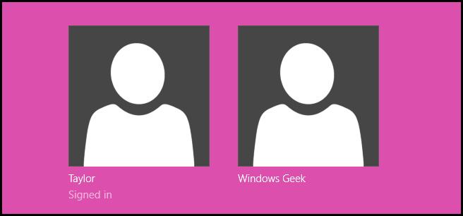 Cara Mengganti Warna Layar Sign In pada Windows 8