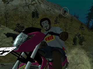 Gambar Werewolf Attack (Serigala) dan ini dia saya screen langsung ...