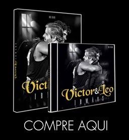 "CD/DVD Victor & Leo ""Irmãos"""
