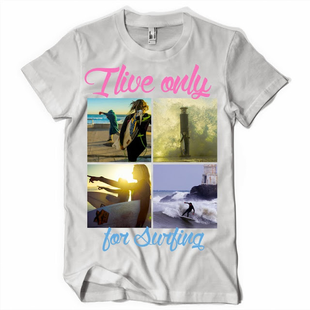 surf tshirts