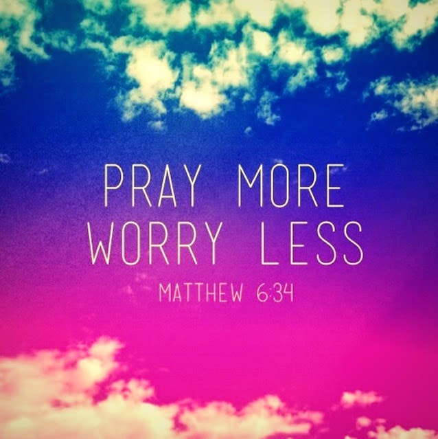 Pray more worry less try it for Wallpaper for less