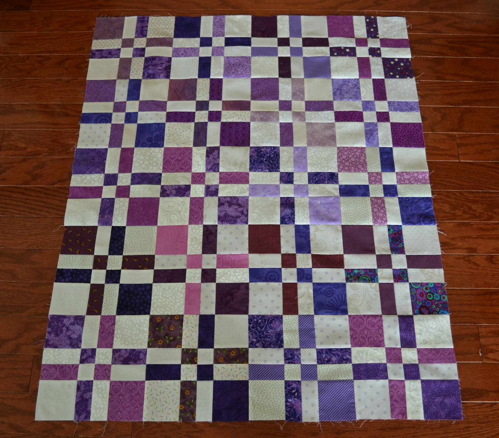 Michelle's Quilts & Stuff: Disappearing 4 Patch : disappearing four patch quilts - Adamdwight.com