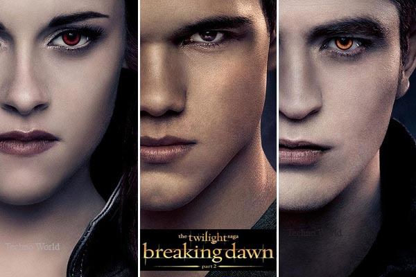 Twillight Saga Breaking Dawn Part2