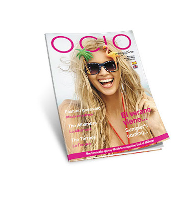 Ocio Magazine - May 2012