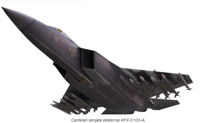 Pesawat Tempur IFX/ KFX Poyek Kerjasama Indonesia Korea Selatan 1