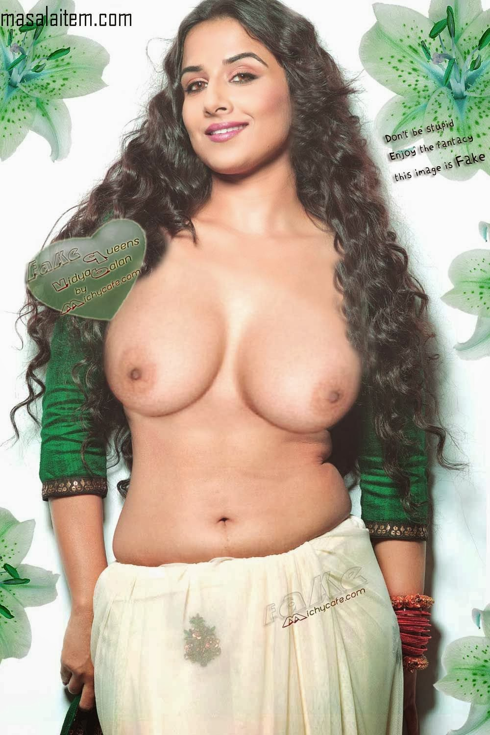 photos of naked vidya balan