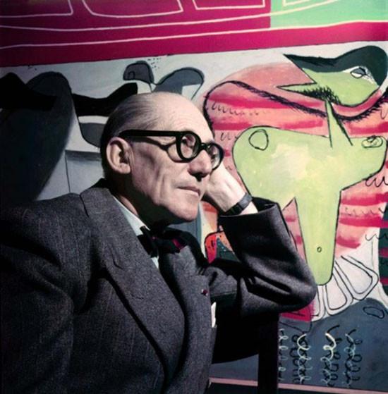 50 años de la muerte de Le Corbusier