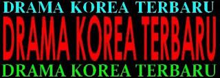 Daftar Film Drama Korea Terbaru 2013