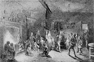 Old English Halloween Festivities