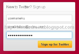 tips membuat twitter