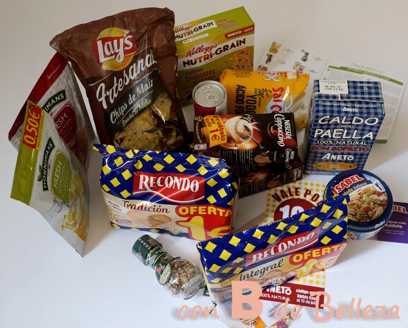 Suscripción caja de alimentación