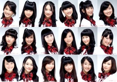 Member JKT48 Generasi 2 (Tim KIII)