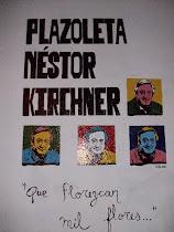 Plazoleta Néstor Kirchner