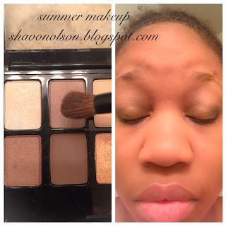 Summer Makeup | shavonolson.blogspot.com