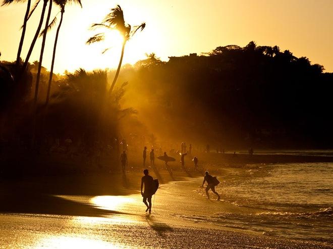 Sol, Surfistas, Diversión