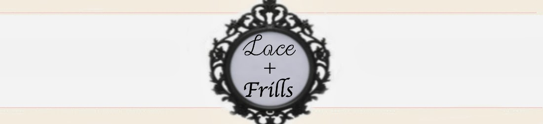 ♡Lace+Frills♡